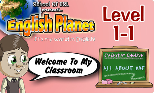 English Planet Online – School of ESL
